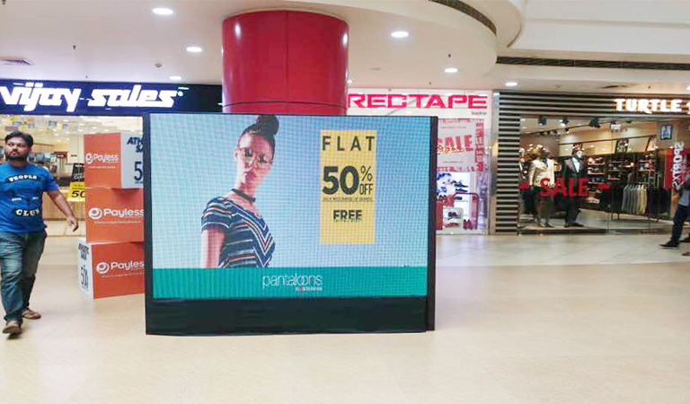 Mall Promotion